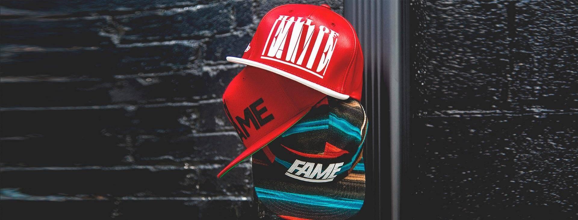 Wholesale Custom Caps, Custom Clothing