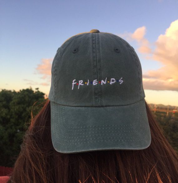Baseball caps are forever in style