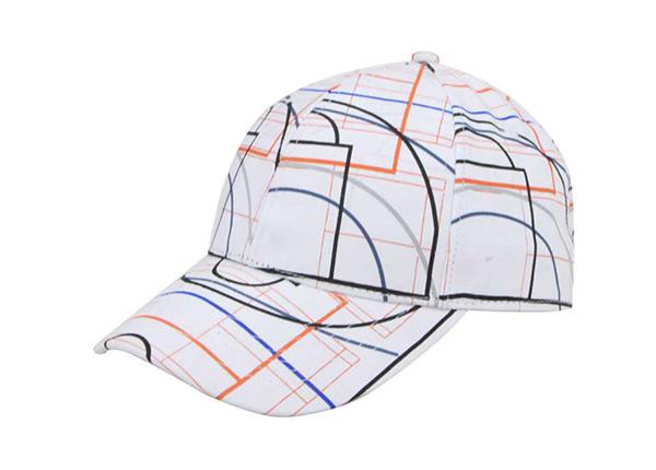 Slant of Custom Striped Pinstripe Baseball Hat