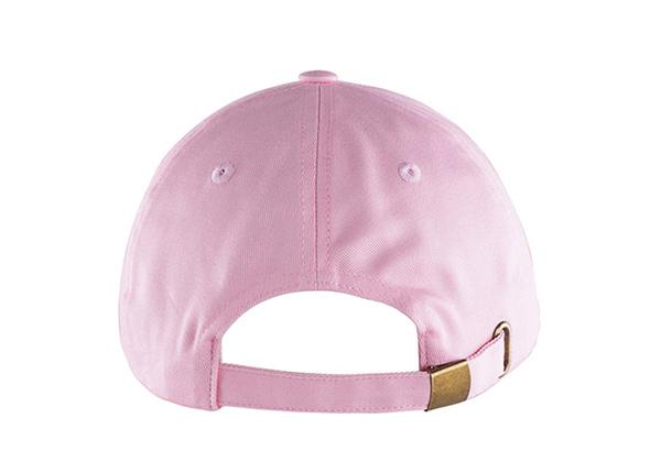 Back of Custom Pink Nice Baseball Dad Hat