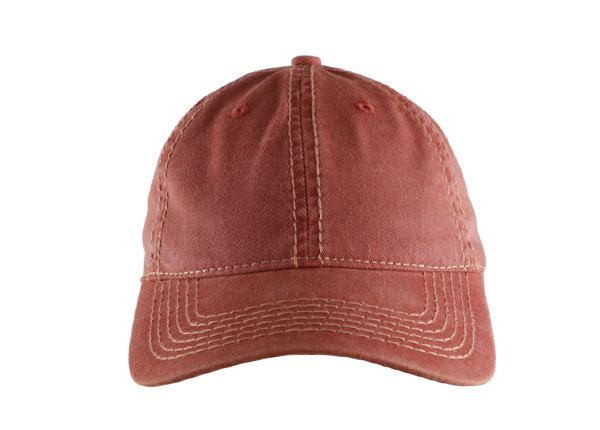 Plain Baseball Cap Custom High Quality Wine Red Hats