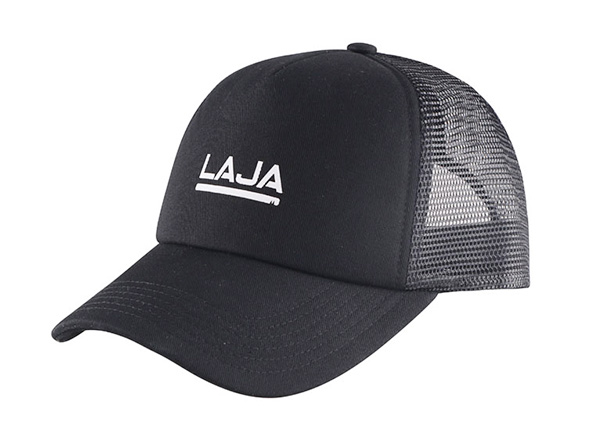 Mesh Baseball Cap Black Mesh Trucker Hats For Men or Women