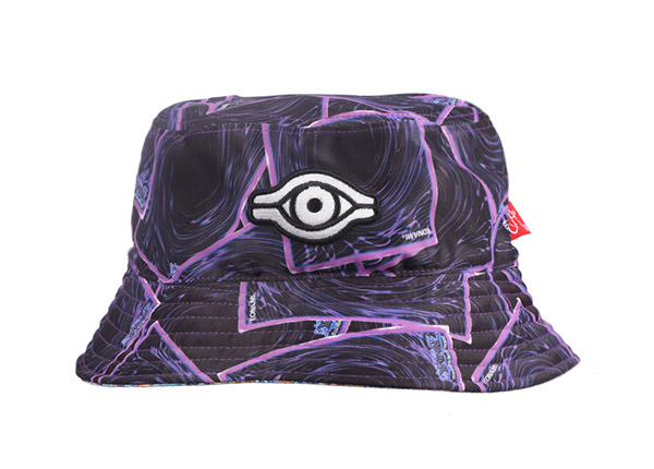 Front of Cotton Cloth Fancy Bucket Hat