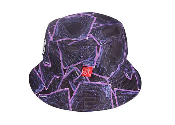Side of Cotton Cloth Fancy Bucket Hat