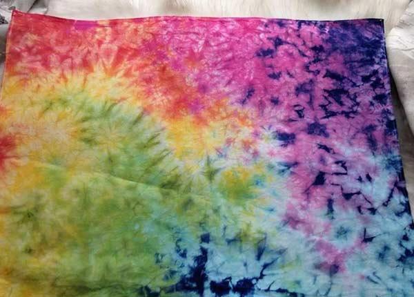 Rainbow Fancy Fabric
