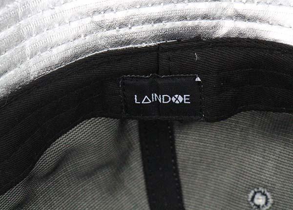Sweatband Logo of 6 Panel Blank Waterproof PU Reflective Bucket Hat