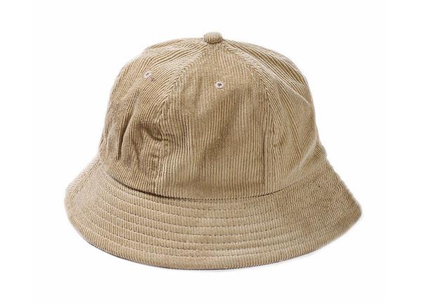 Tan Bucket Hat Blank Corduroy Boonie Bucket Hat For Mens & Womens