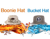 Boonie Hat vs Bucket Hat From Factory's Point